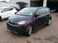 2014 Skoda Citigo SE 12V 1.0 DAMAGED REPAIRABLE SALVAGE