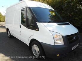 2010 Ford Transit 300 Medium wheelbase van, fully undersealed & fully cherished