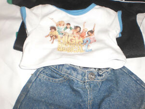 Build a Bear clothing/ shoes/ outfits/ $5 per picture $30 all London Ontario image 8