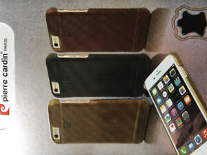 PIERRE CARDIN LEATHER CASE FOR IPHONE 6S