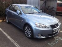Lexus is220d top specification. Pos swap for estate