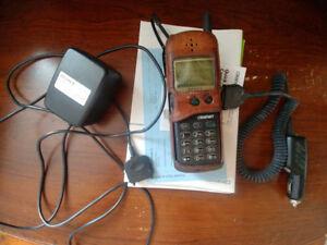 Clearnet phone - Sony model CMB1207CNT0