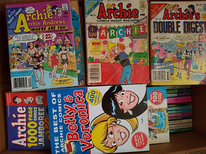 Small Archie Comics