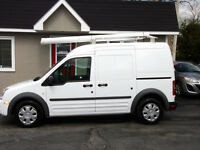 2011 Ford Transit Connect XLT Ready to go to work!