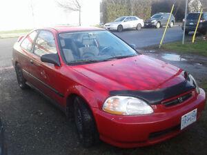 1996 Honda Civic great condition