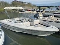 2001 Bayliner 18.5' Boat Located in Wildwood, NJ - Has Trailer
