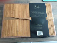 Bamboo placemats NEW