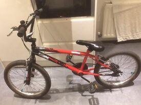 Boys age 7-9 Raleigh BMX