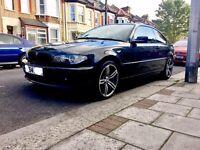 BMW E46 318Ci SE Facelift Coupe