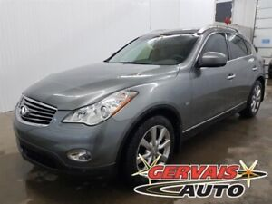 Infiniti Qx50 AWD GPS 360 Cuir Toit Ouvrant MAGS 2014