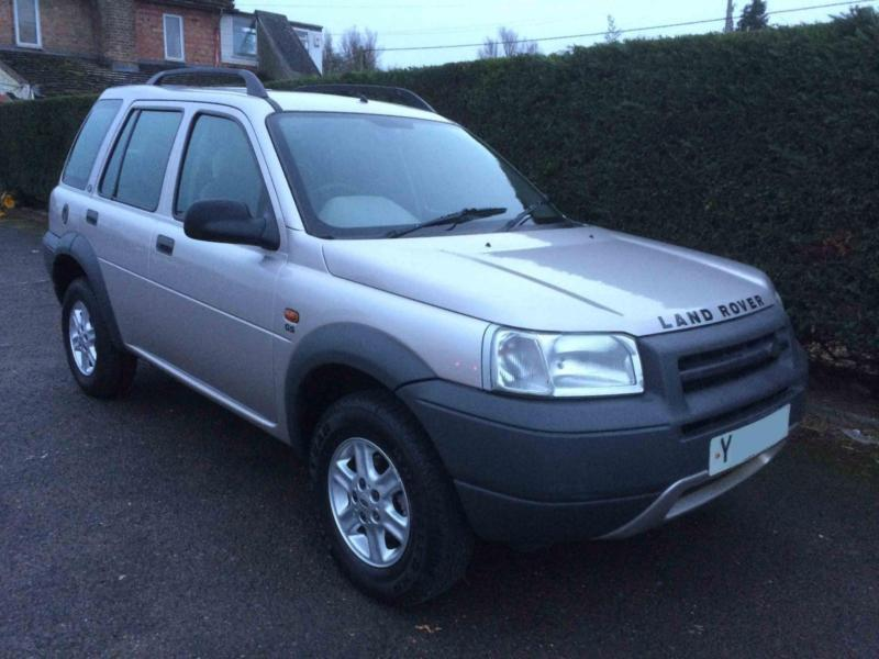 2001 land rover freelander 2 0 td4 gs 5 door only 70k with history in wallingford oxfordshire. Black Bedroom Furniture Sets. Home Design Ideas