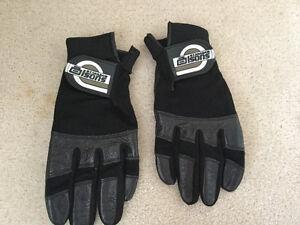 Olsons Ladies Curling Gloves