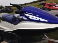Mint Honda f12 x turbo and mint seadoo RxT 215