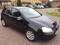 2006 Volkswagen Golf 1.9 TDI SE 5dr, Lovely Car, Full Service History,Long MOT Drives Fine