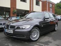 2008 08-Reg BMW 330 i SE Touring,2 OWNERS,GEN 62,000 MILES,RARE PETROL!!!!