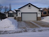 Beautiful home with large yard available July 1
