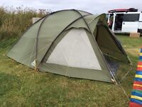 Vaude Division Dome Tent 5P