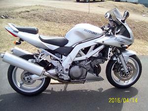 Suzuki SV great condition
