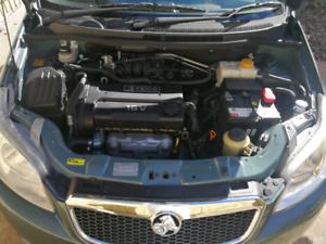Holden Barina 2010 low ks 140k,auto