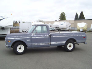 solid truck 1968 C20