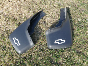 Chevy truck mud flaps