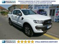 2017 Ford Ranger WILDTRAK 4X4 DCB TDCI Auto Pick Up Diesel Automatic