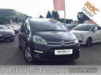 2010 CITROEN GRAND C4 PICASSO 1.6 e HDi Exclusive EGS 5dr Auto