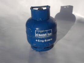 Calor Gas 4.5KG Butane Gas Bottle Full