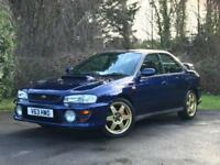 Subaru Impreza 2.0 2000 Turbo 4dr PETROL MANUAL 1999/V