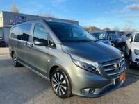 Mercedes-Benz Vito 2.1 119 CDi BlueTEC Crew Van G-Tronic+ RWD L2 EU6 (s/s) 5dr O