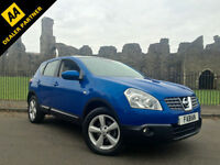2008 Nissan Qashqai 2.0dCi Tekna **Full Leather - Xenon's - FSH**