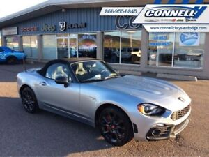 2019 Fiat 124 Spider Abarth Convertible  - Convertible - $283.70