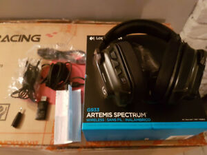l m Selling My G933 Artemis Spectrum Wireless Gaming headset