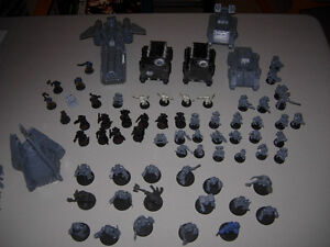 Warhammer 40k Space Wolves Army