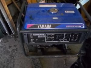 USED YAMAHA 4600 GENERATOR   Excellent  $800.00