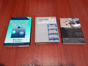 Chemical/Mechanical Engineering Textbooks