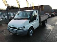 Ford Transit Tipper 80k miles