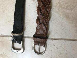 Belts - kids