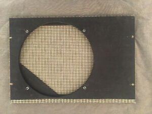 1 x 12 Fender Blackface Grill for Princeton Amp
