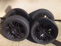 "15"" wheels"