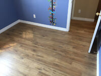 Laminate Flooring installation only 1.25$ a sqft!!! Professional