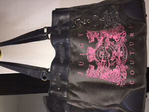 Juicy Couture purse and hoodie
