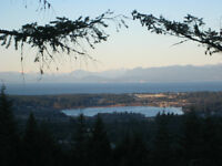 Fabulous Views from 5 Acre Parcel in Benson Meadows Nanaimo