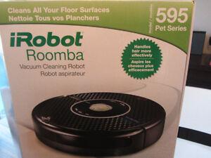 iRobot Roomba 595 PetSeries