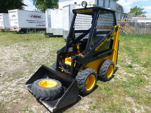 Small/Medium Skid Steer - New Holland L255 Diesel