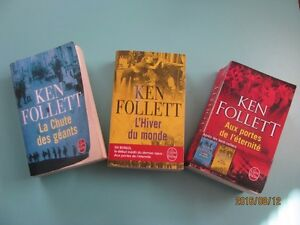 Trilogie de Ken Follett