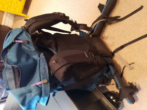 kelty camping pack