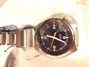 Seiko S-wave automatic Men's watch