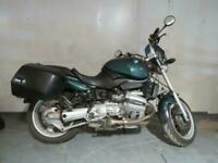 1995 BMW R1100R R 1100R GREEN NATIONWIDE DELIVERY AVAILABLE