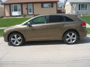 2010 Toyota Venza Limited SUV, safety only 13,900OBO